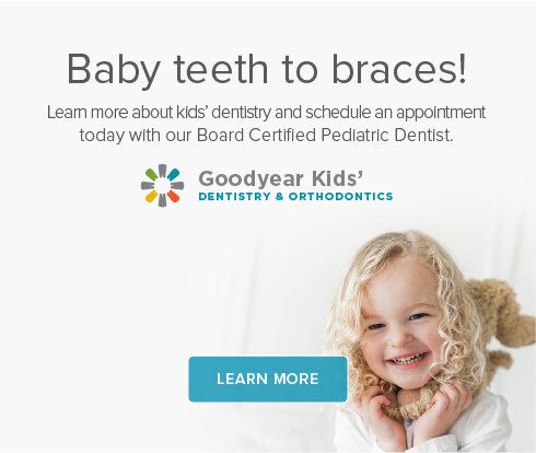 Pediatric dentist in Goodyear, AZ